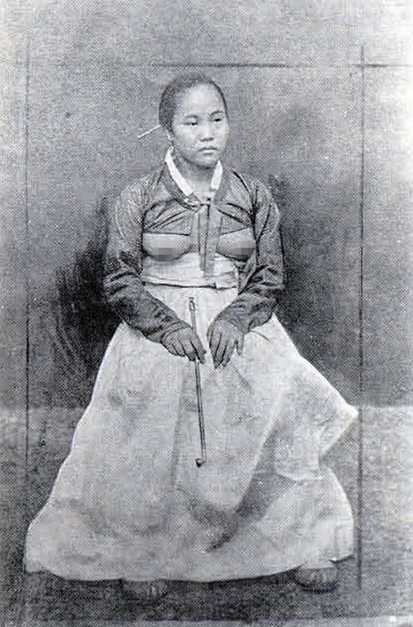 大韩帝国时期,我们口中的欧巴和欧尼长什么样子呢?