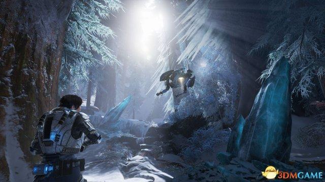 开发商称四代已证明开发实力《战争机器5》将求新求变