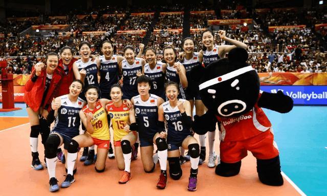 女排世锦赛四强全部出炉,分析对比中国女排迎来夺冠良机