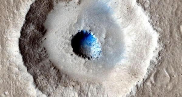 人类现在这么感兴趣为什么没有带回火星土壤呢?是不能吗?