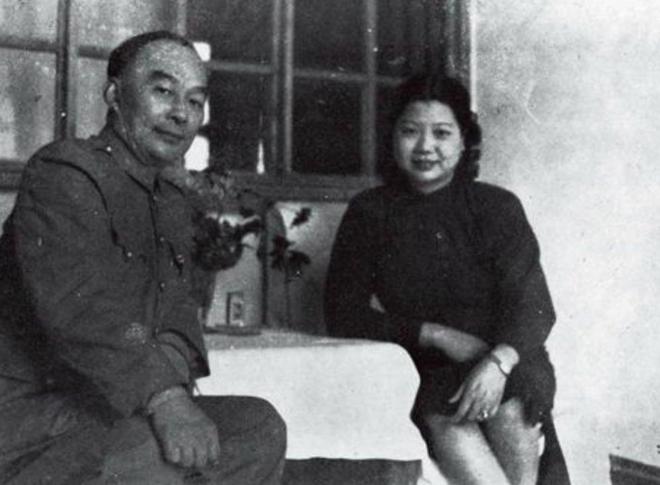 揭秘胡宗南的妻子有没有做过戴笠的情妇