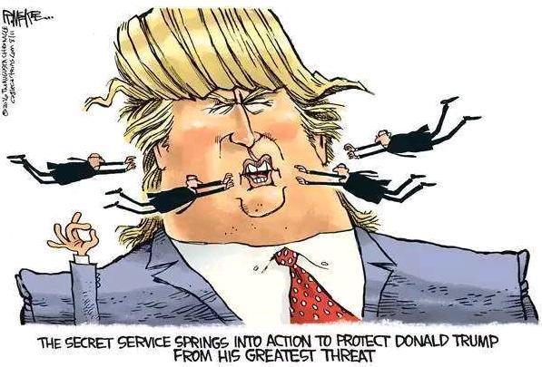刚刚,特朗普又射来一支毒箭,诋毁抹黑中国全靠一张嘴?