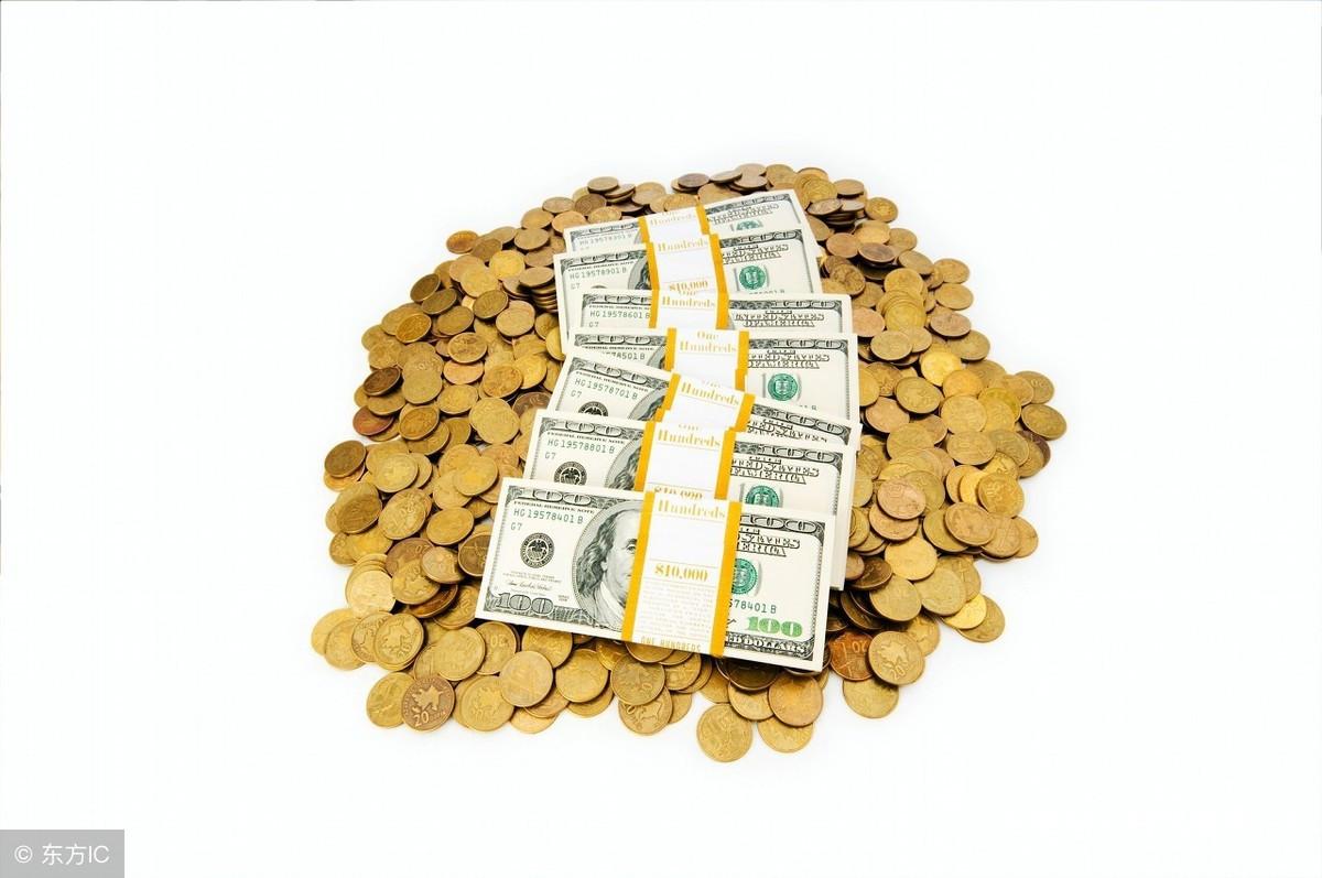 黄金与美元,世界第一大货币到底是谁?
