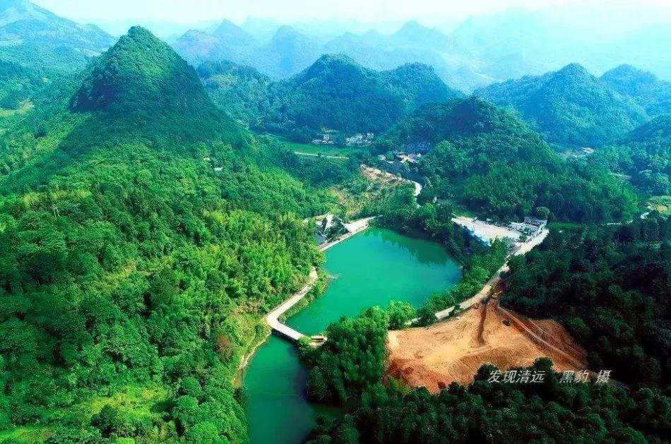 """这里山清水秀,有省内最高峰,原始生态保存良好的"""""""