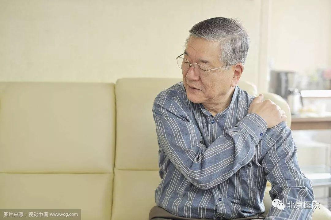中國鎮痛周   困擾老年人的常見疼痛