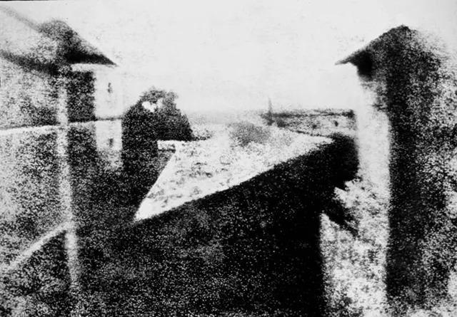 """影像记录:第一张自拍 第一张裸照.......你知道多少摄影史的""""第一""""?"""