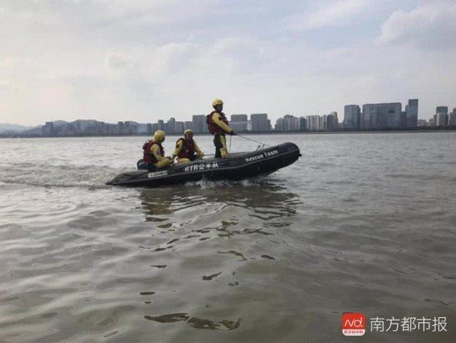 """浙大博士生遗体在江中被发现!最后一条朋友圈称""""请不要找我"""""""