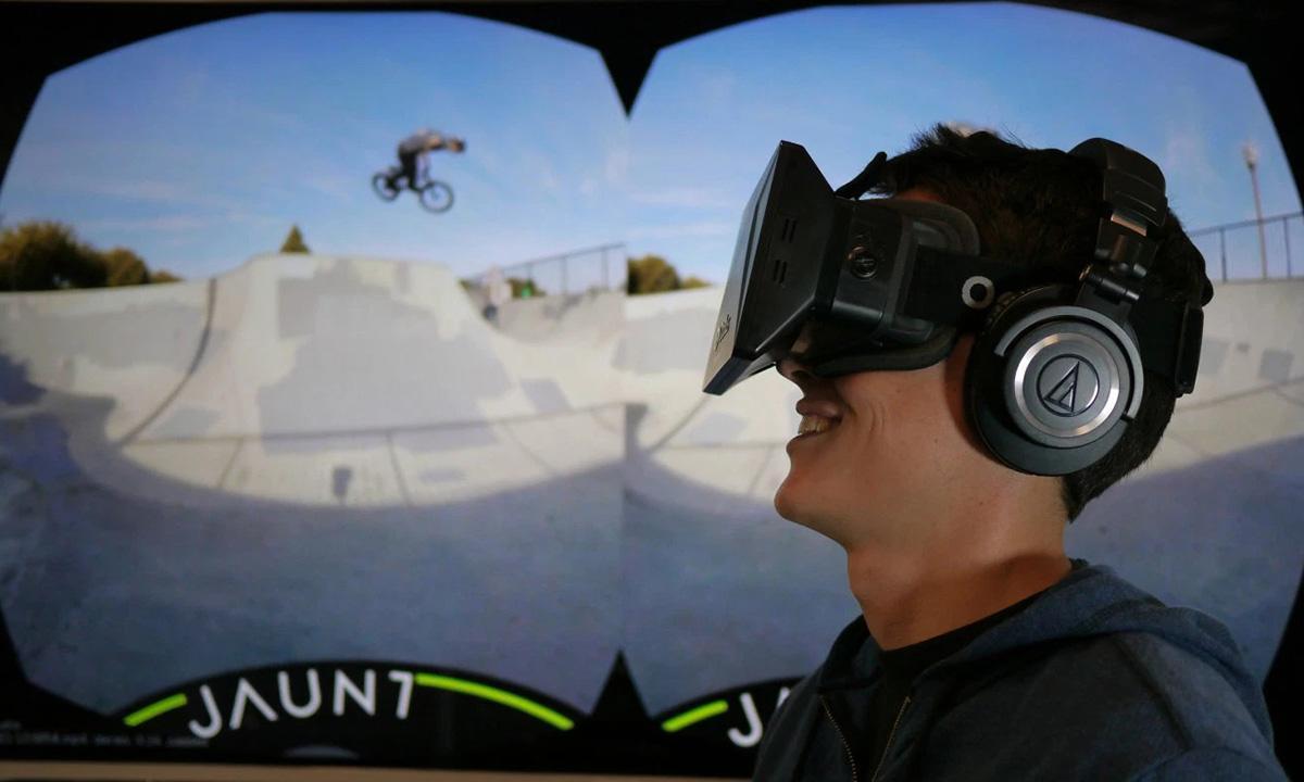 获迪士尼投资的VR影视先锋Jaunt进行大量裁员,将要投身AR业务