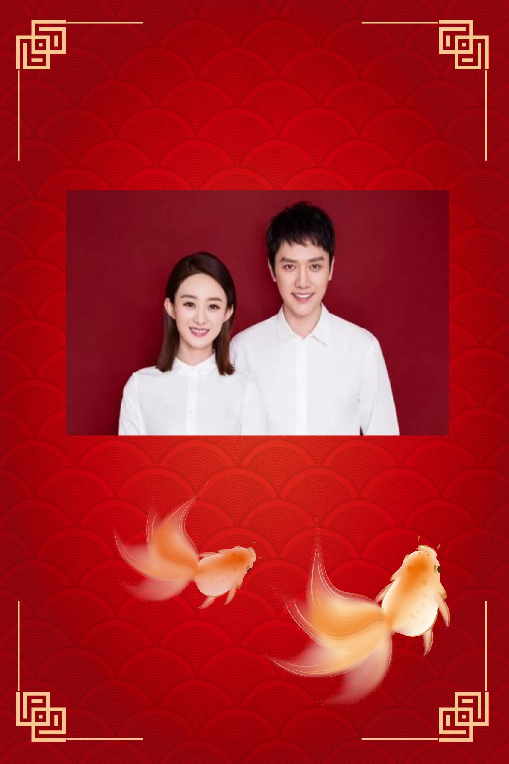 赵丽颖冯绍峰结婚,自媒体运营有得忙