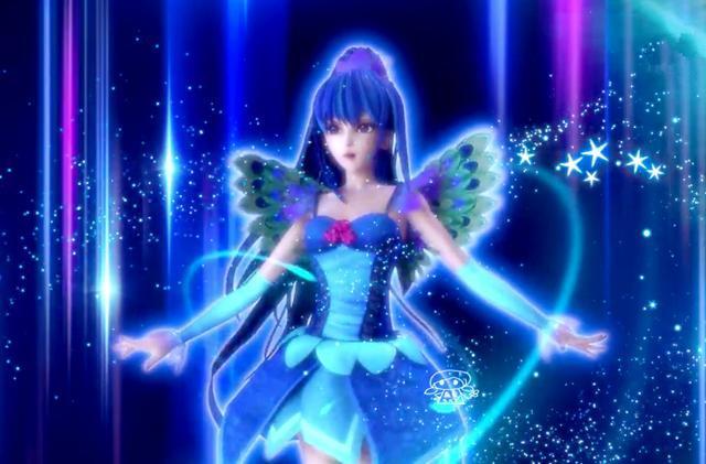 叶罗丽人类女孩的魔法能力排行了解一下,思思的冰雪之图片
