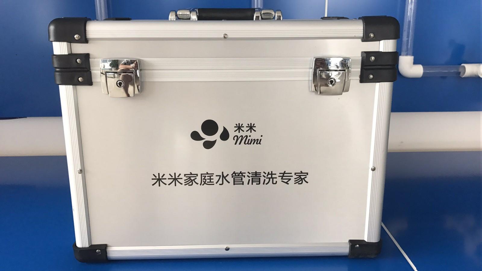 高周波脉冲自来水管清洗机功率大好还是功率小好?