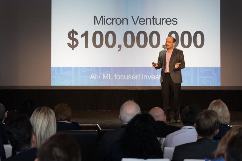 美光宣布投资1亿美元 进入AI领域