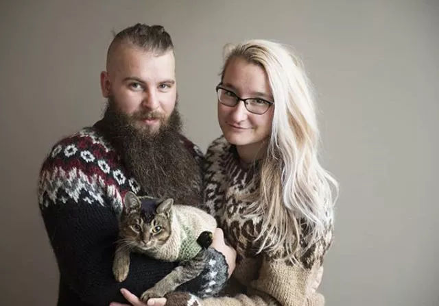 福懋动物医院:为了给客人营造更好的环境,冰岛这家酒店聘请一只猫