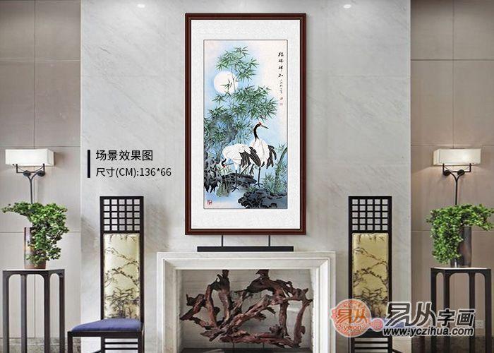 如何选择合适的家居装饰画,每个场所应搭配对应的挂画