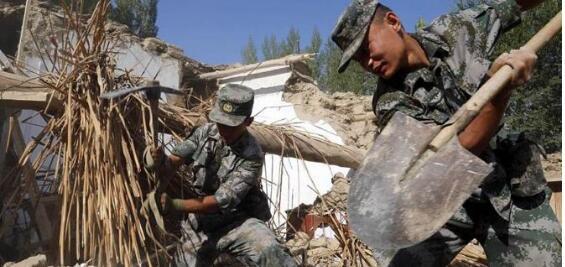 新疆精河县地震目前暂无人员受伤