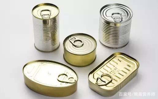 罐头食品里有防腐剂吗?真相是怎么样的?