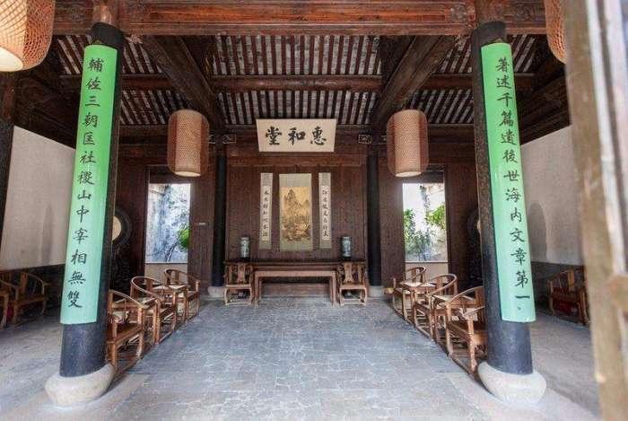 苏州有个古村落, 藏着江南的格调和诗意, 如懿在此留下最美一刻