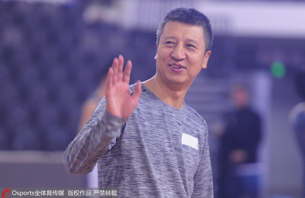 郭士强放低姿态+江苏冲四强 新疆广东志在夺冠