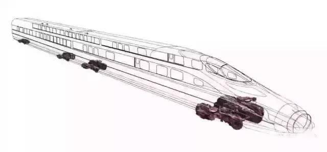 高铁原理是什么_高铁是什么样子的图片