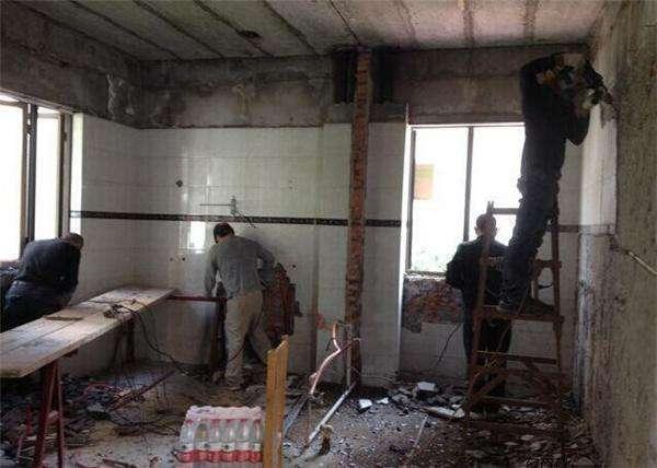 同学北京买了二手房,老旧房装修改造翻新的确愁人
