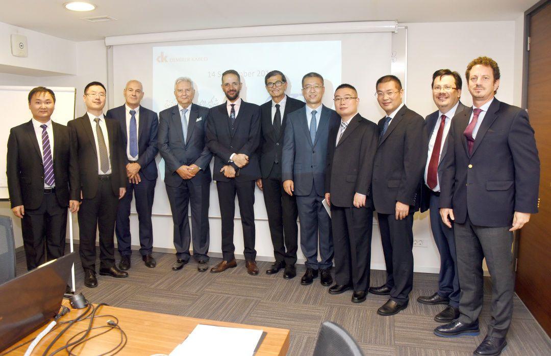 中天科技收购DEMİRER KABLO  布局全球超高压电缆