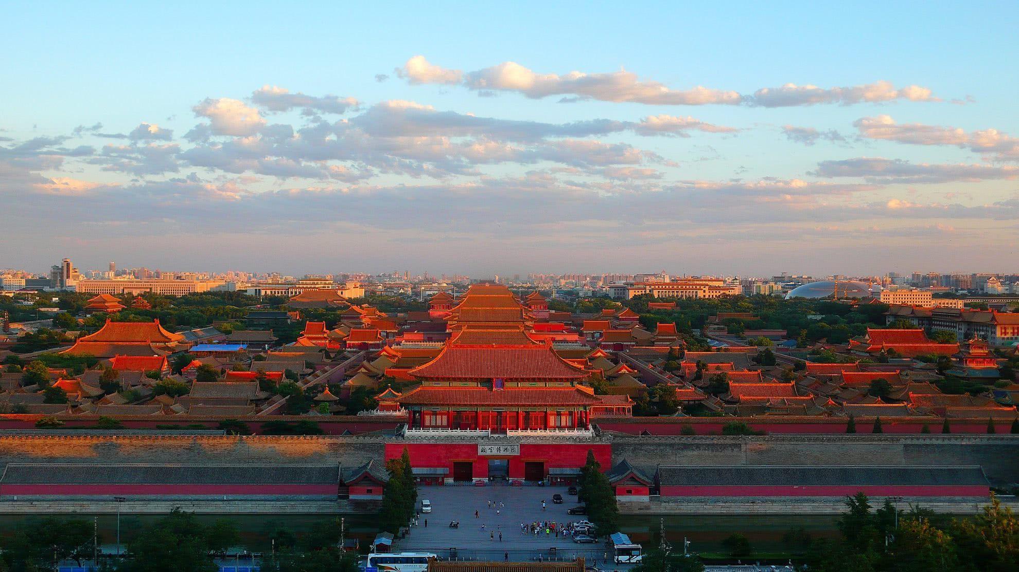"""故宫里有个秘密莫测""""后院"""",封闭近百年后2020年完全开放"""