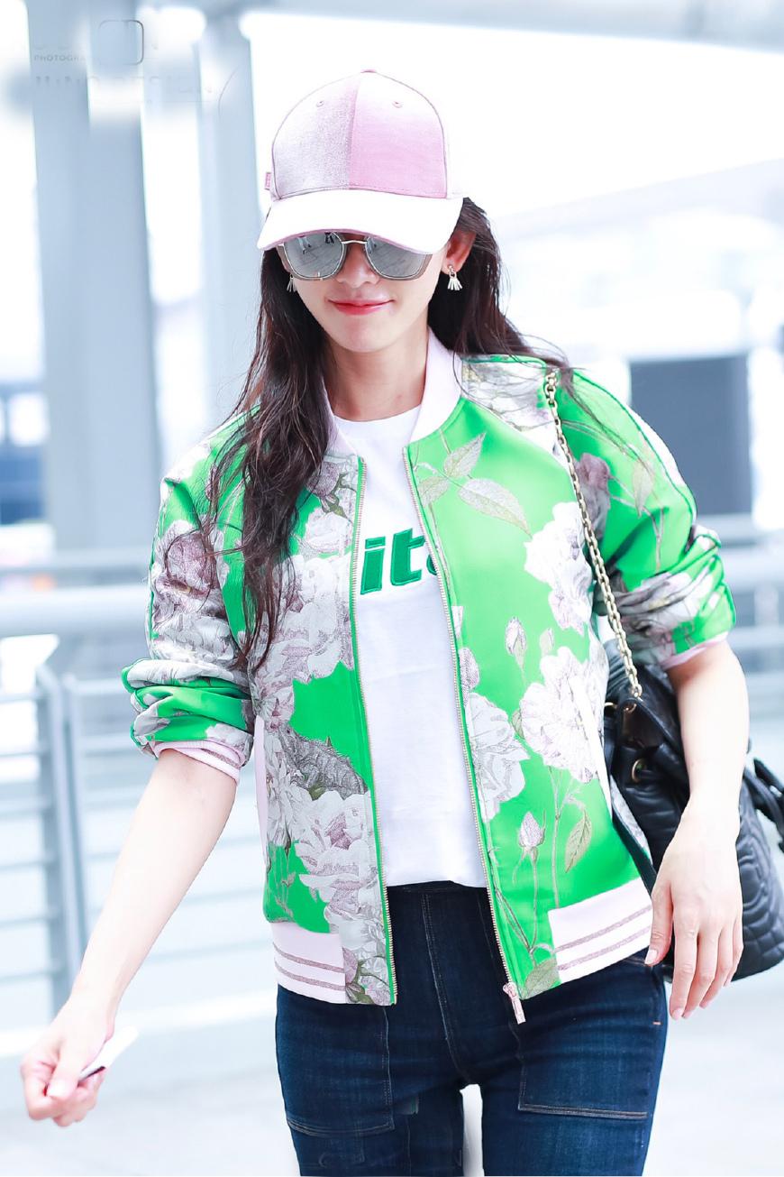 林志玲近期私服盘点 45岁的她穿出了少女感 装嫩就服志玲姐姐!