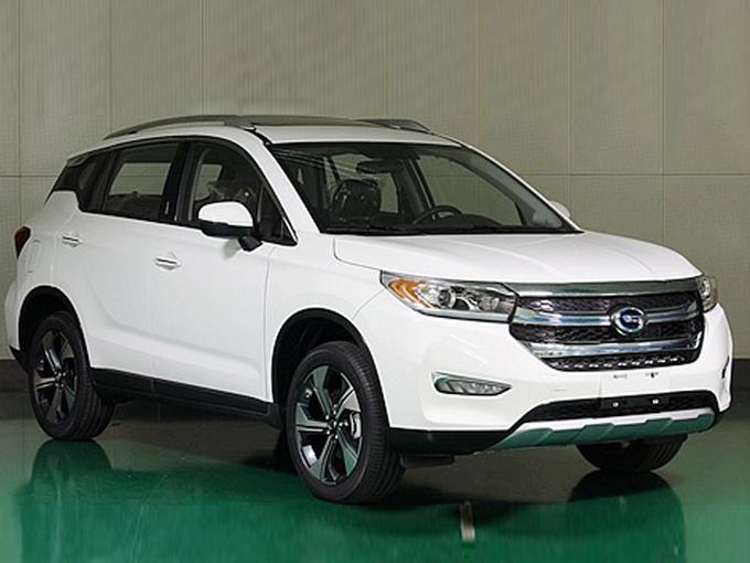 广汽本田插混SUV 酷似传祺GS4 百公里油耗1.6L