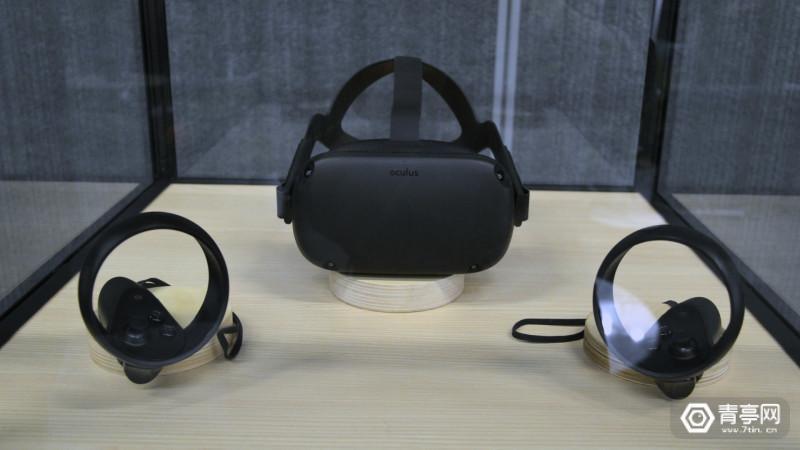 Oculus Quest、Go和Rift组成Facebook VR三大产