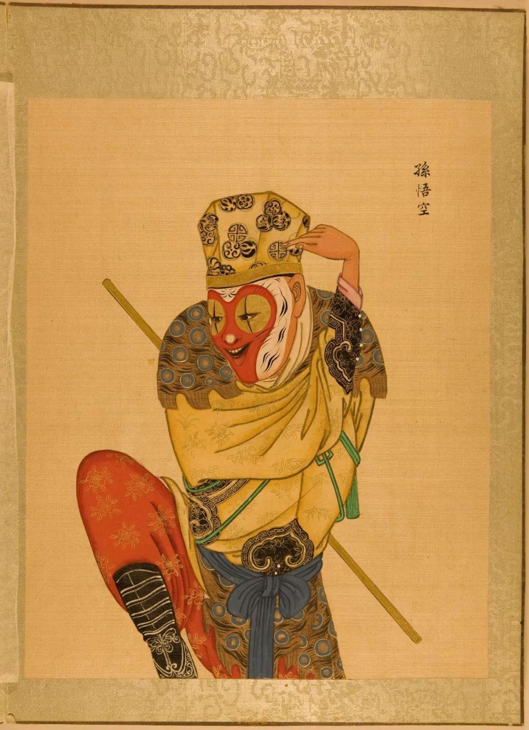 京剧的生旦净丑照片 传统的东西有多美,看到这些我才明白