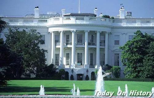 """美国白宫原本并不是白色的 为何命名为""""白宫"""""""