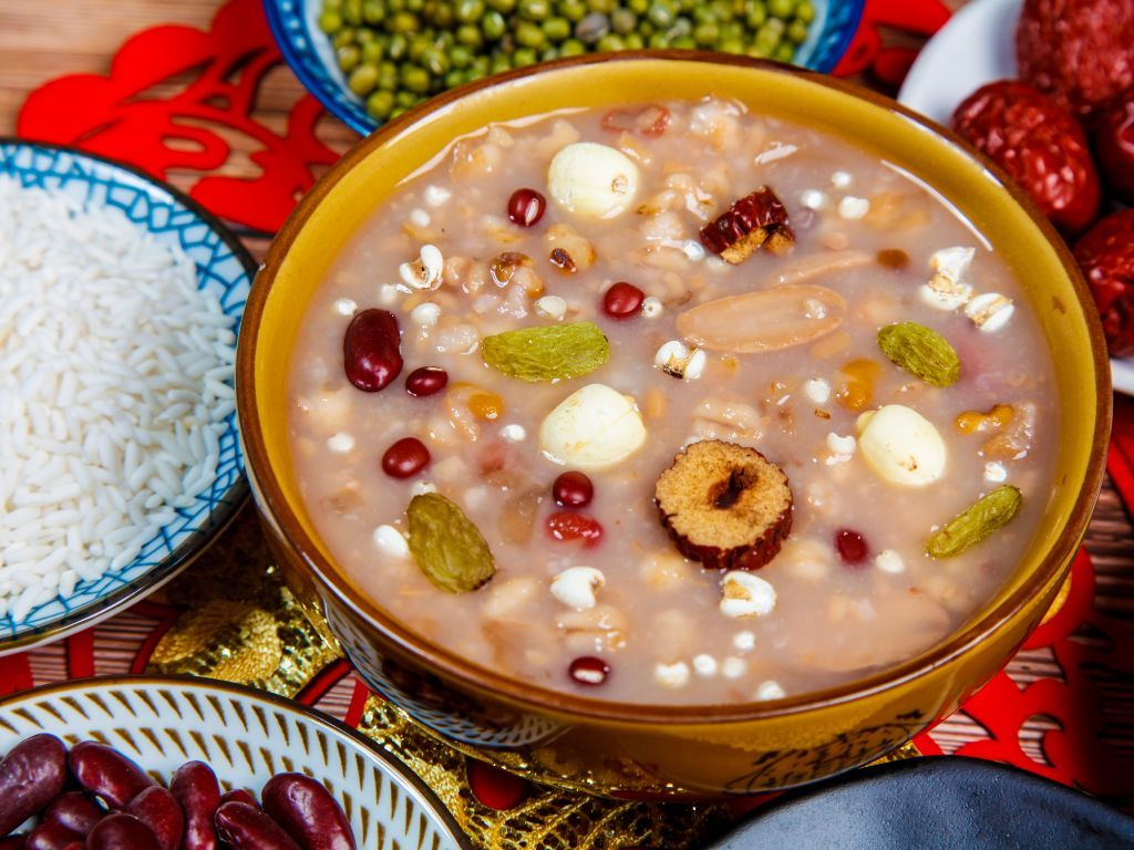 会喝粥的人更长寿!39种美味素食营养粥,温暖一整个秋冬!