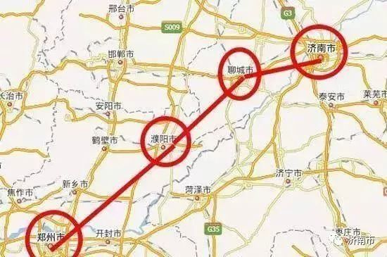 重磅,济郑高铁长清站选址公示