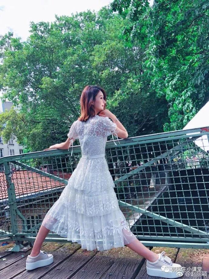 赵丽颖宣布结婚,原来她的预产期是这个时间