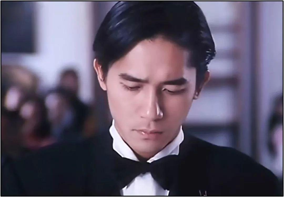 90年代的香港男明星,真的让人心动到不行
