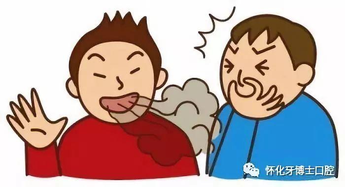口臭暗示4种疾病?口臭怎么解决?