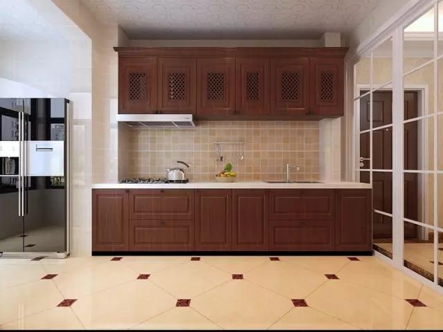 122㎡三室一厅简欧风格装修舒适与高雅并存!