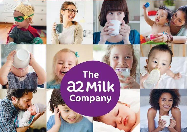 A2销量大涨婴儿奶粉中国市场份额上升