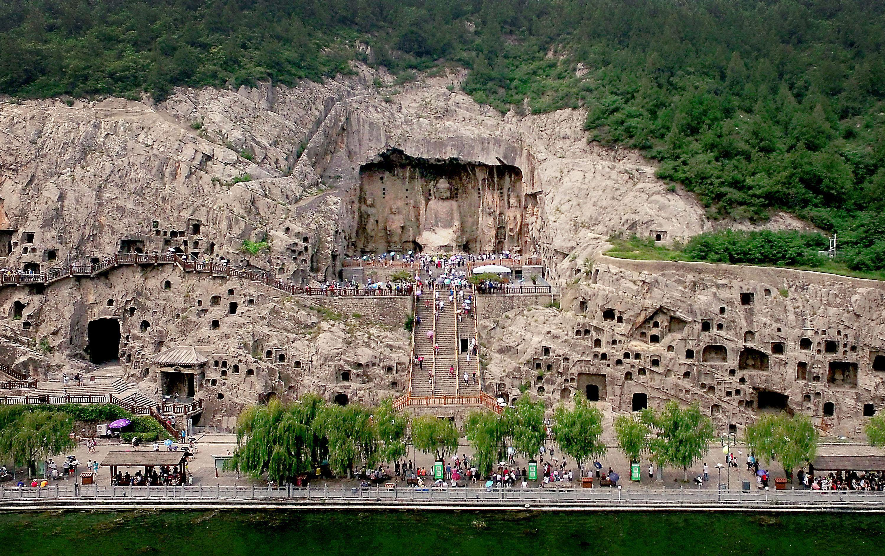 河南最受老外游客欢迎的城市,年旅游收入破1000亿,不是郑州