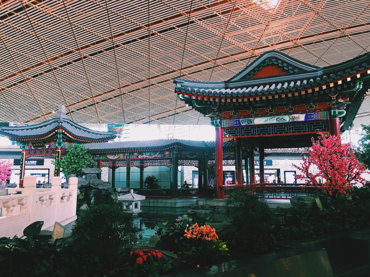 中国最有故事的两座机场,一座中国最大一座中国最早,都在北京