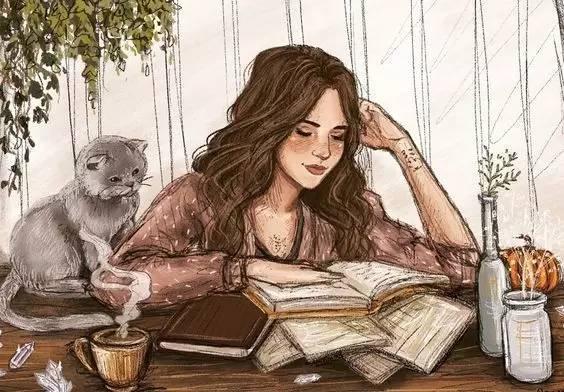 最好生活,心中有爱,兜里有钱,腹中有书,杯中有茶,结伴有知己