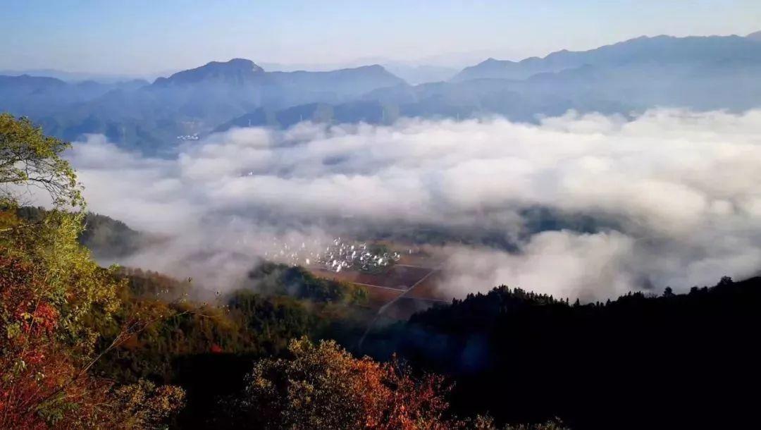 齊雲山,雲上的日子