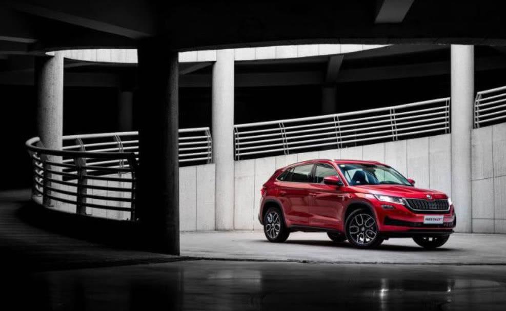 斯柯达首款轿跑SUV发布,标配2.0T,途观L这下真的尴尬了