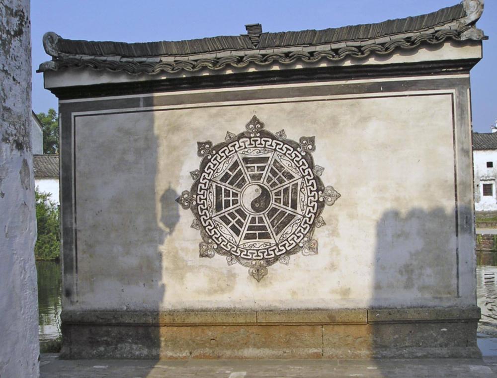 中国真正的八卦村,诸葛亮后裔聚居地,八卦布局易迷路