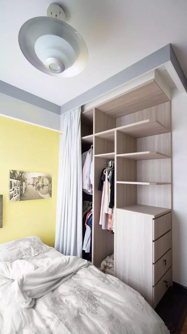 交换空间卧室改造_安阳交换空间装饰公司特约提供,卧室专修橱柜搭配的秘密