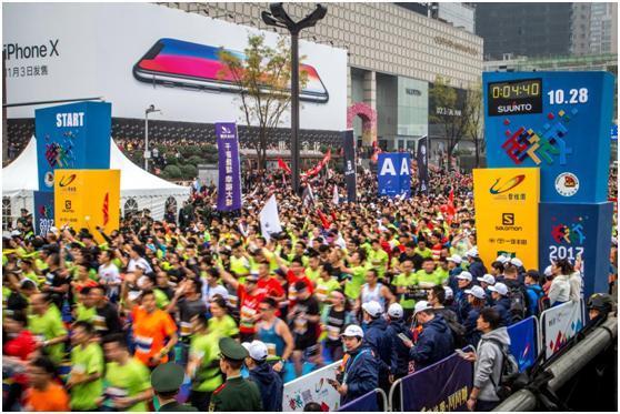 2018西安马拉松福利!40名国际模特将亮相西马起跑仪式!