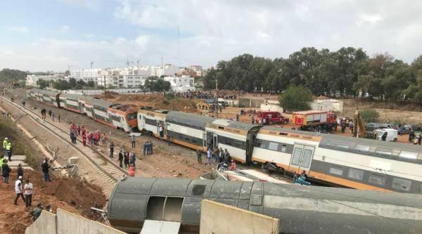 摩洛哥火车脱轨 是怎么造成的?