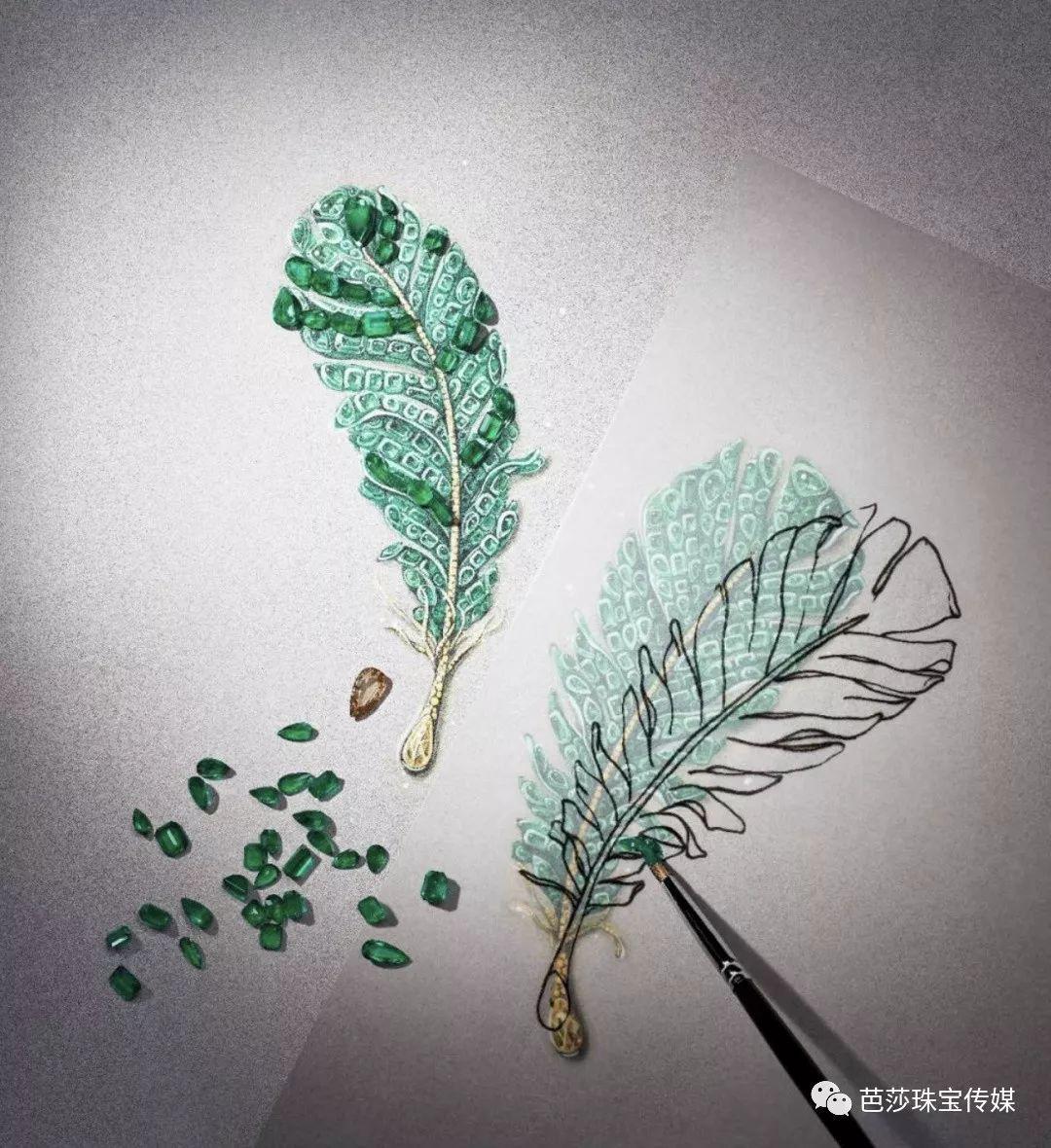 珠宝腕表那些事|华人珠宝设计师之光携新作闪耀香港!