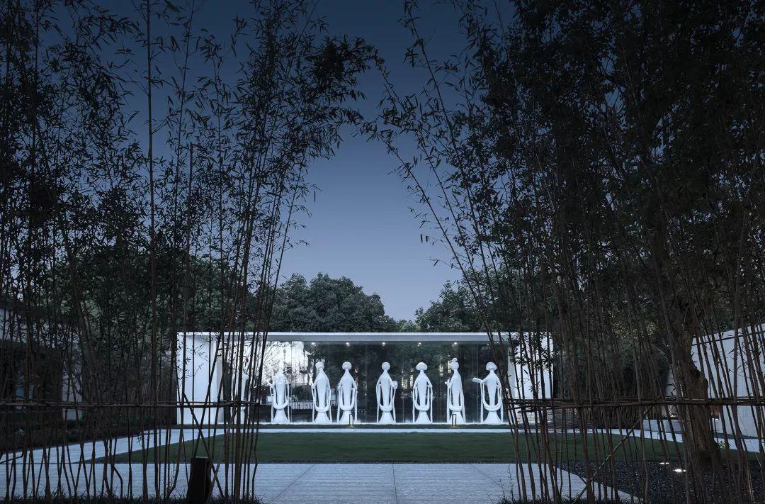 古丝四韵——湖州保利堂悦︱GVL怡境国际设计集团_贵州11选5