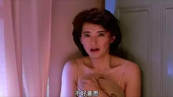 盘点被五福星占便宜的女星,钟楚红最幸运,胡慧中关之琳谁更惨?